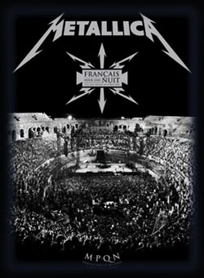 DVD Metal regardé récemment - Page 22 Metallicacovernimes